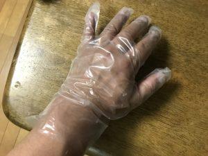 釣った魚を料理する時、手を切っていたらこれが便利