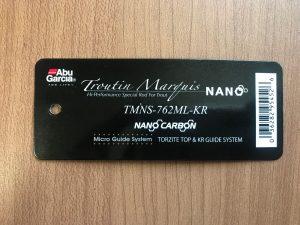 アブガルシア Troutin Marquis Nano (トラウティン マーキス ナノ)