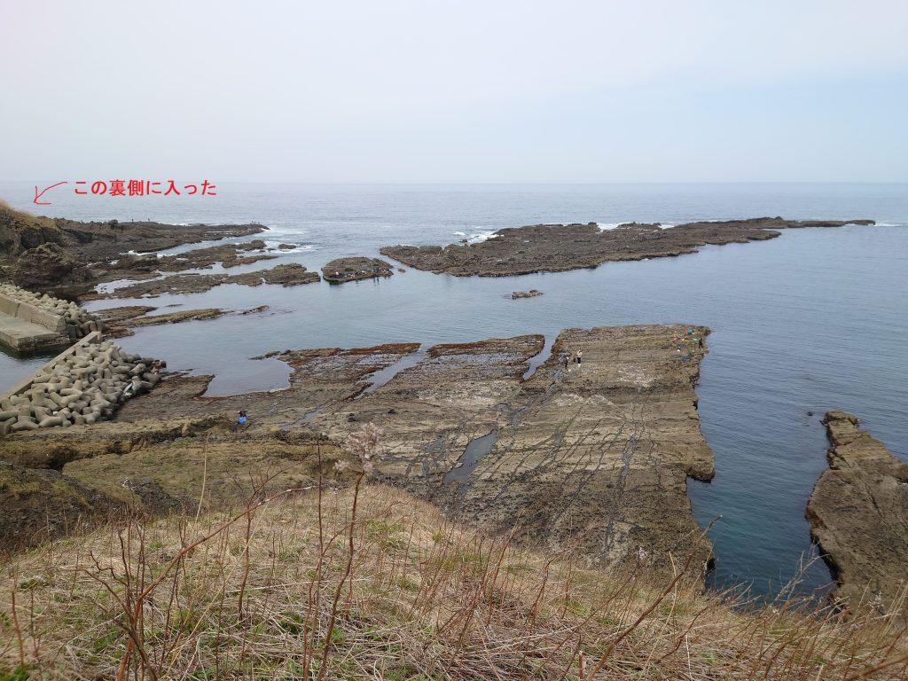 弁慶岬 海アメ、自己最高記録更新